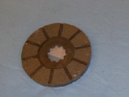 Brake Disc Fits: 340D,460,504,606