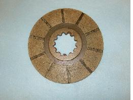 Brake Disc Fits: 560,660,1460,1480 Combines