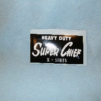 Super Chief Decal