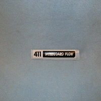 411 Moldboard plow Decal