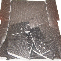 Cab Kit Fits: 86 Series Black