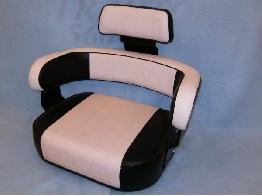 Cushion Kit Black & White Org.