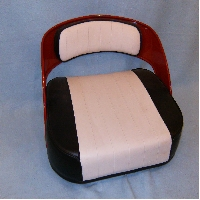 Deluxe Assy & White    Pleated  Org.