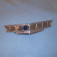 Front Grill Emblem Fits:  A,B
