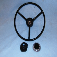 Steering Wheel Kit Includes: ST-542, ST522, ST682