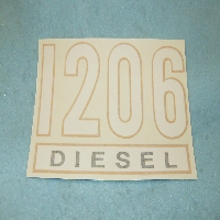 1206 Side Decal