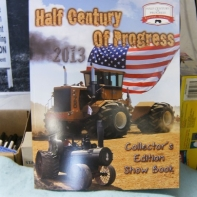 Half Century of Progress Show Book