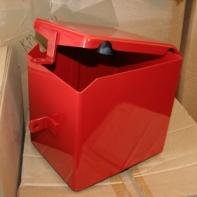 Battery Box W/ Lid Fits: H,SH,W4
